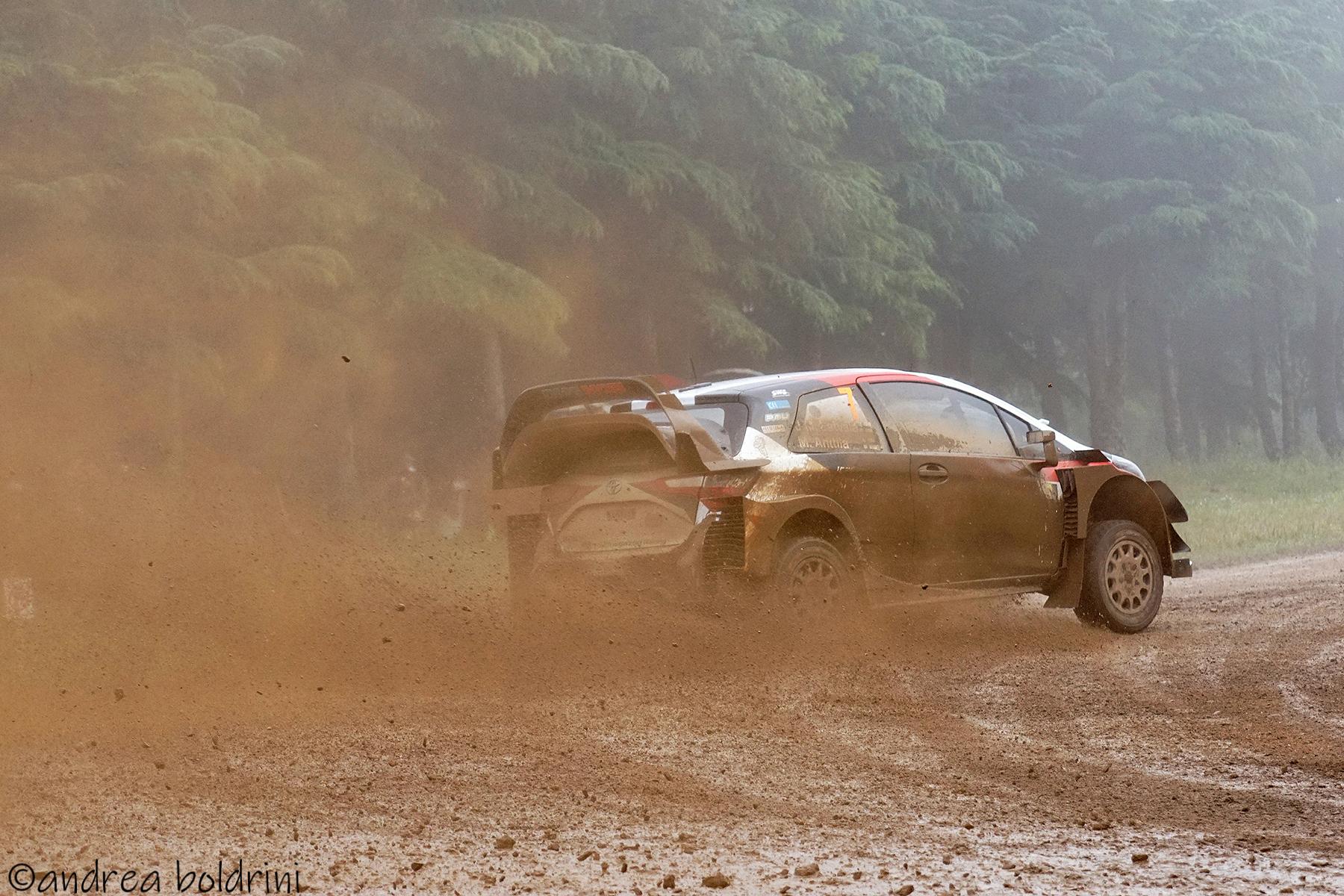 Rally Italy Sardinia WRC '18...