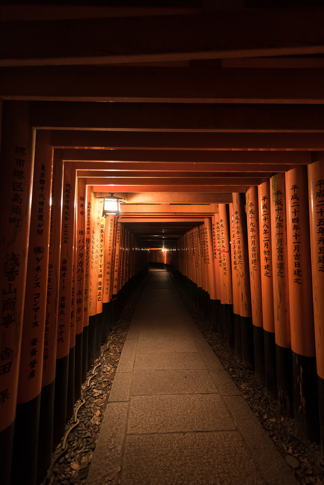 Path To The Top - Fushimi Inari Taisha...