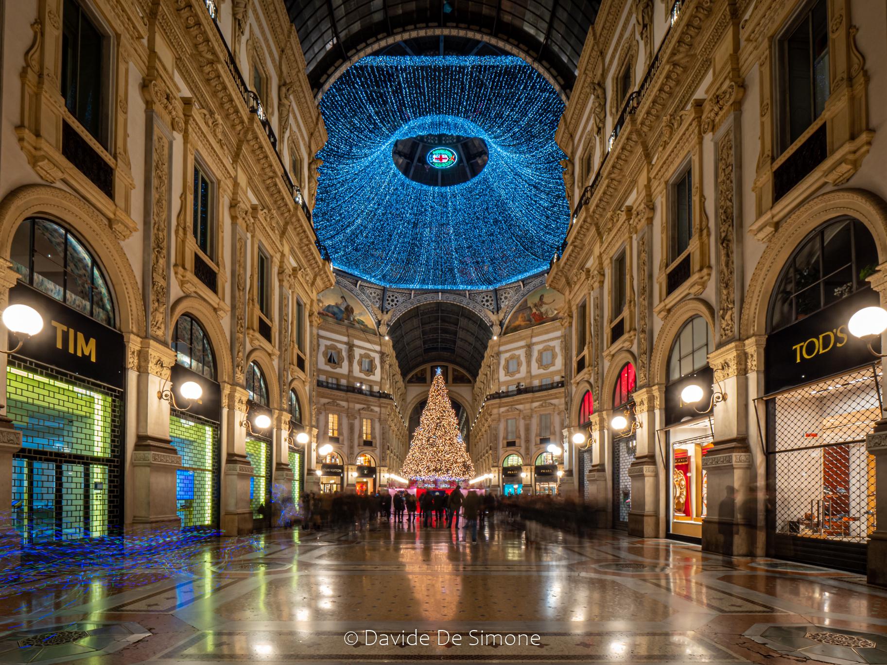 Galleria Vittorio Emanuele II...