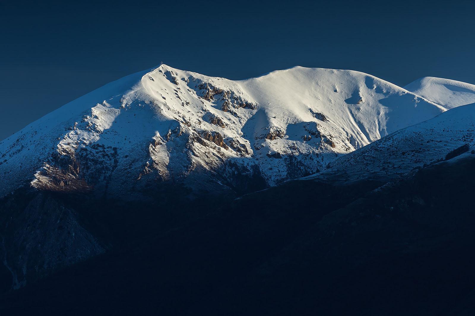 Mount Pozzoni...