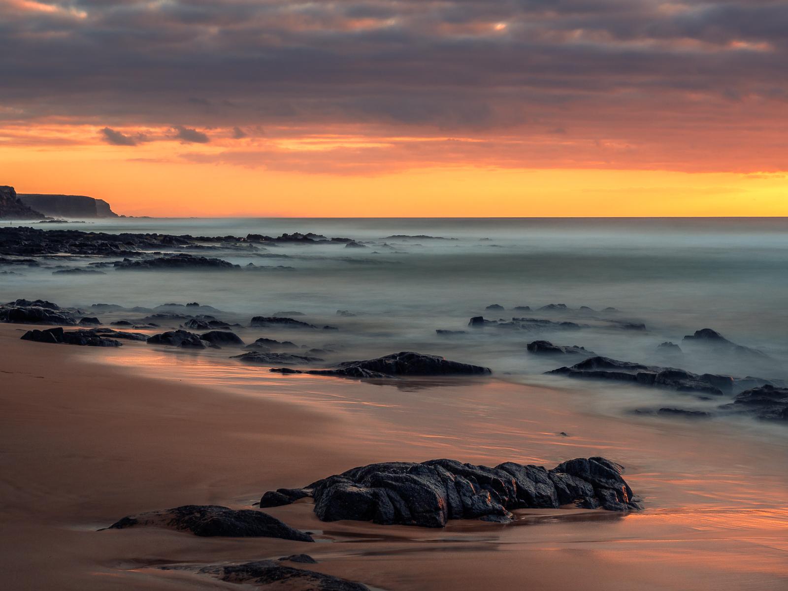 Sunset III...