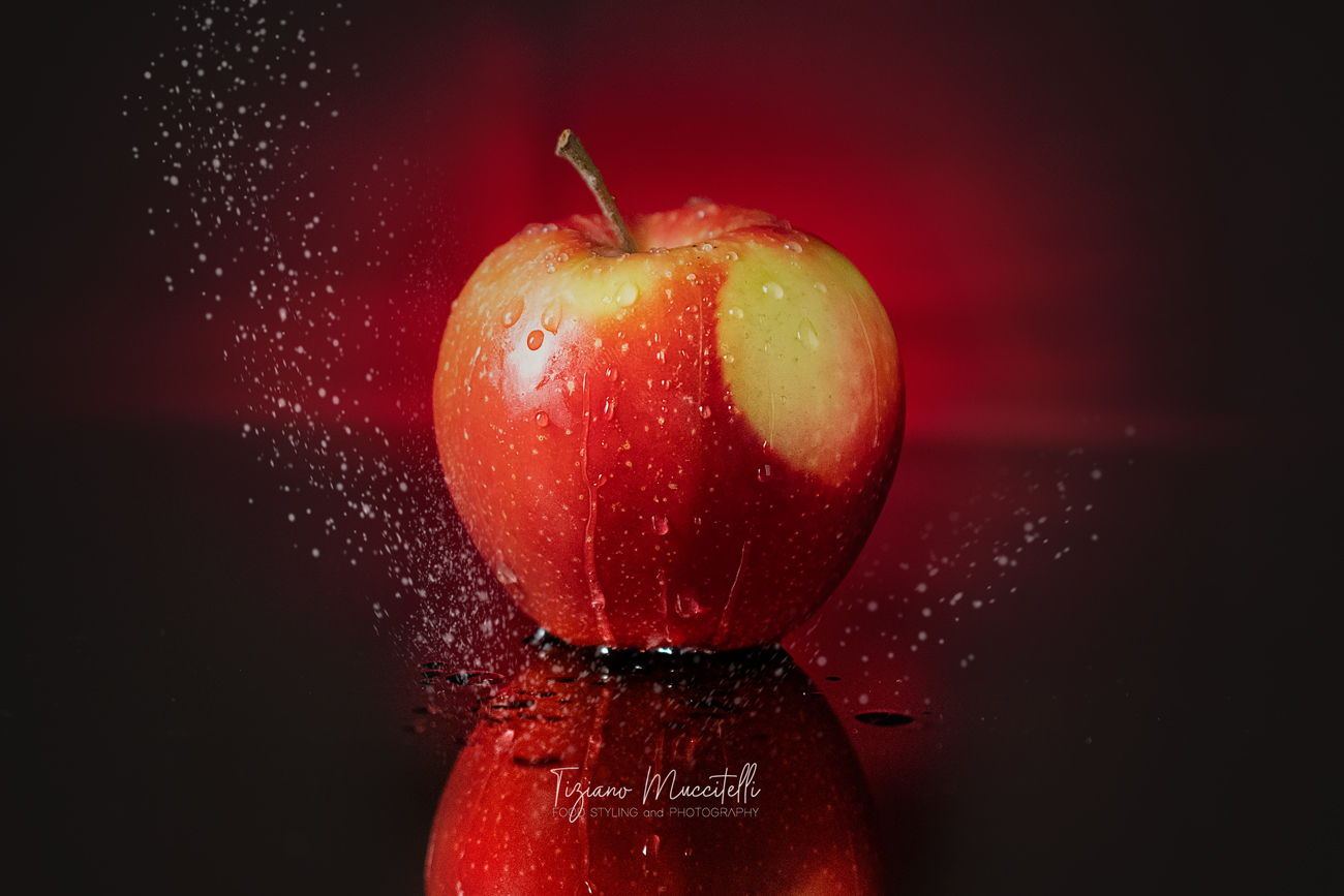 Red Apple...