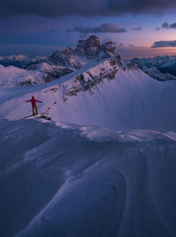 The Ridge (Mondeval)...