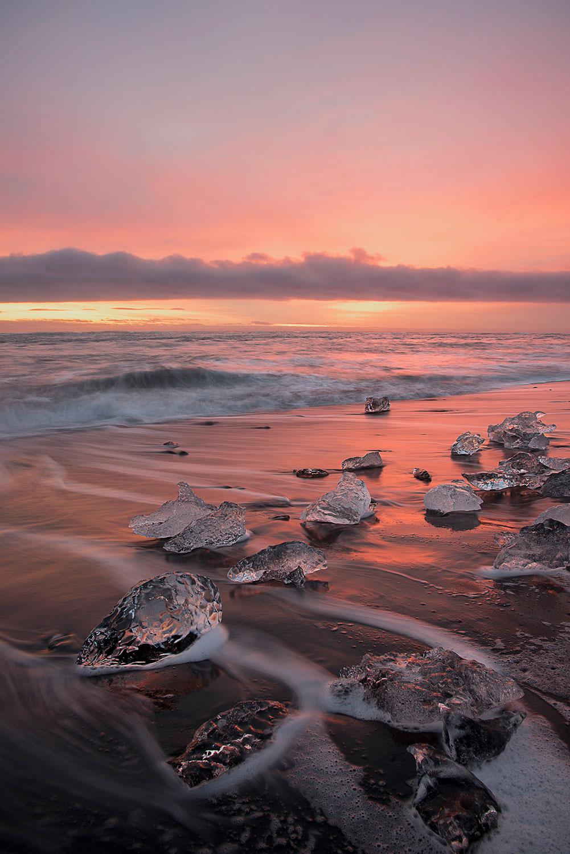 Sunrise at the beach of J'kuls-lon ...