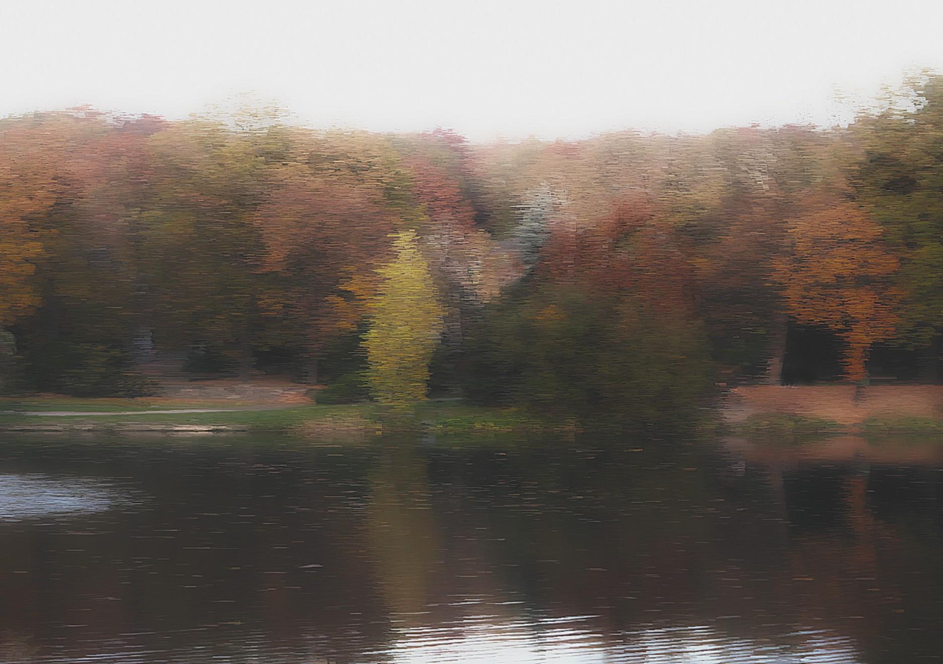 Autumn wind...