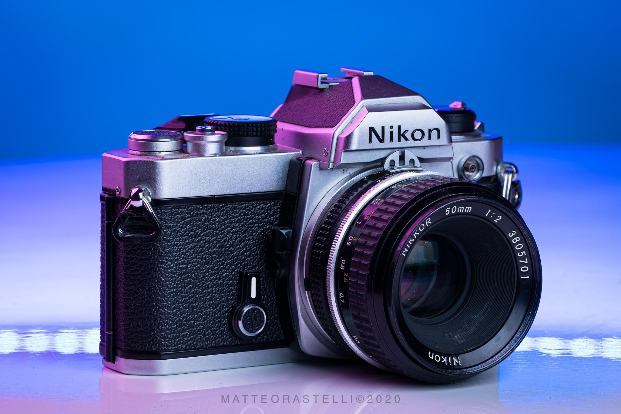 Nikon FM 1979...