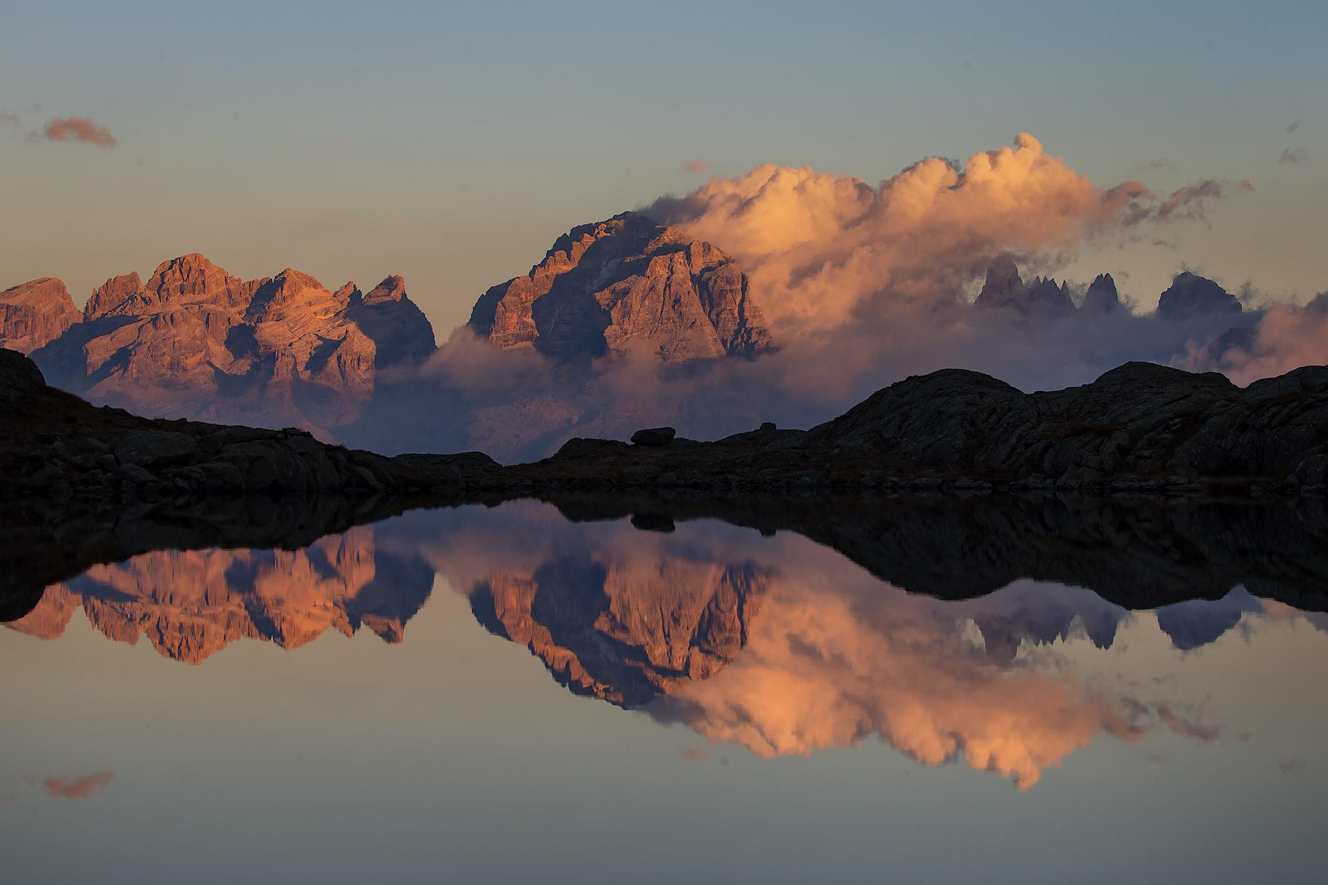 Lago Nero...
