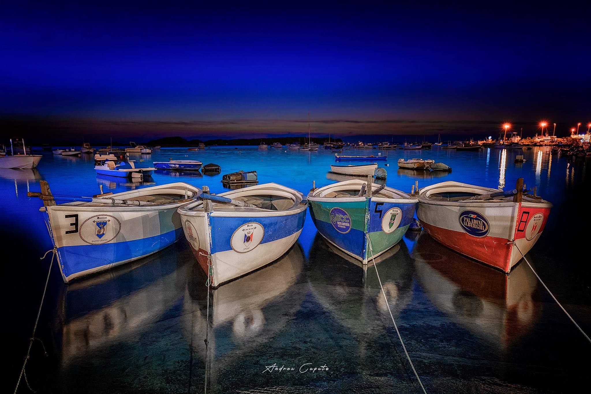 Port Caesarea ...