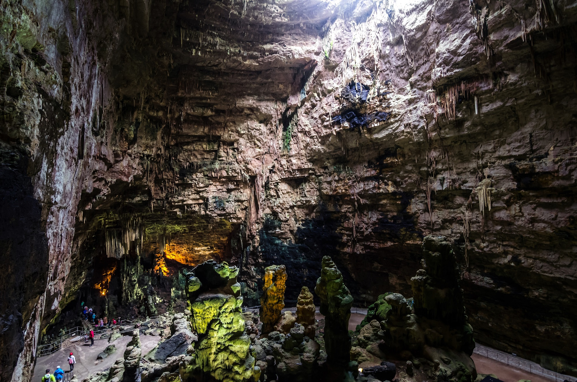 The Great Cave......