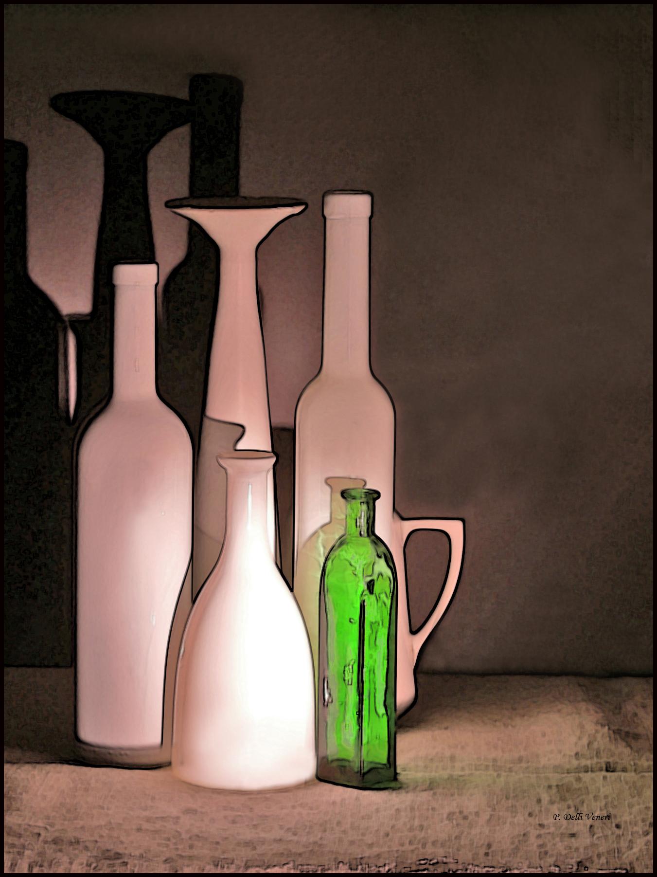 Bottles ...