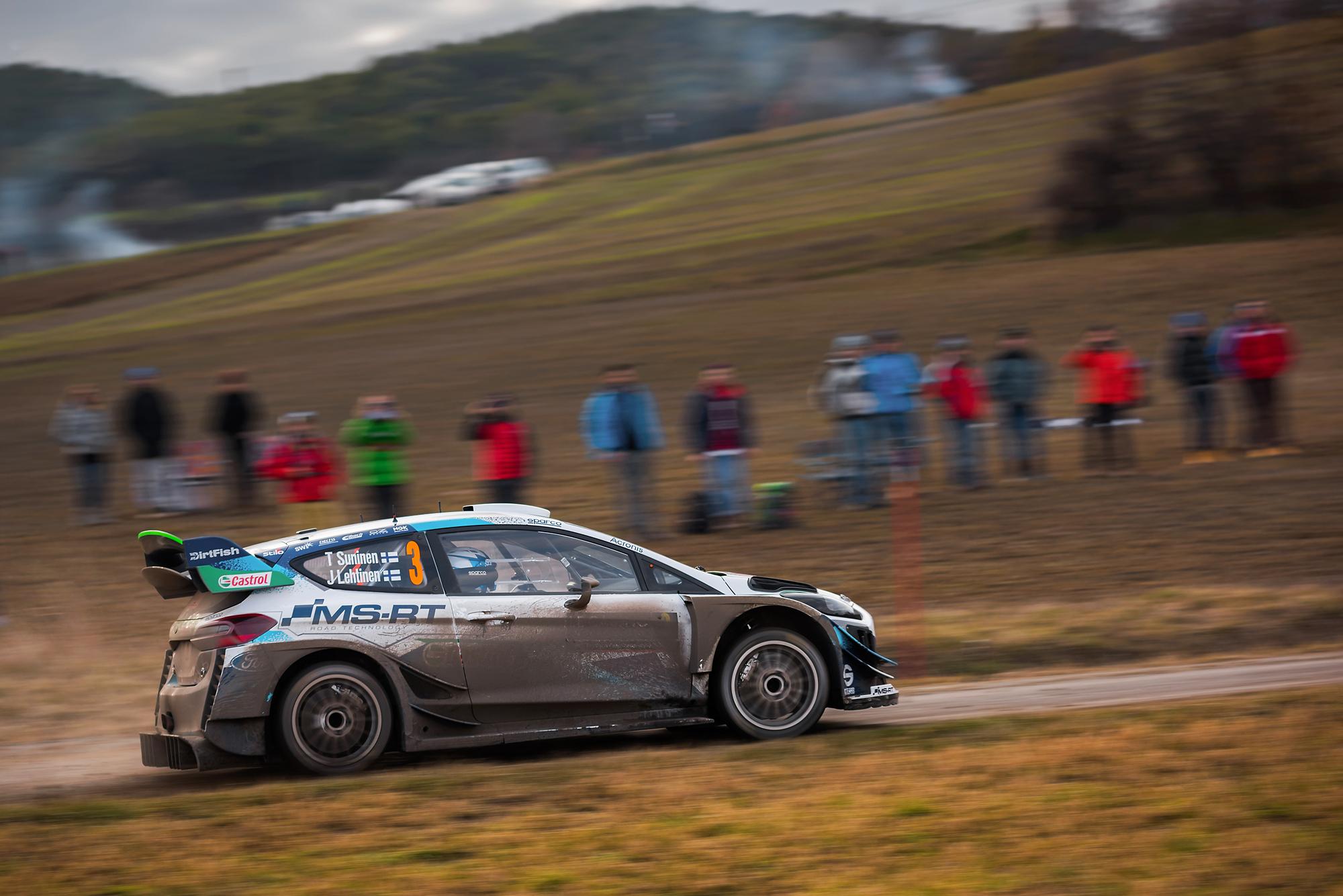 WRC Rallye de Monte Carlo 2020 - Suninen/Lehtinen...