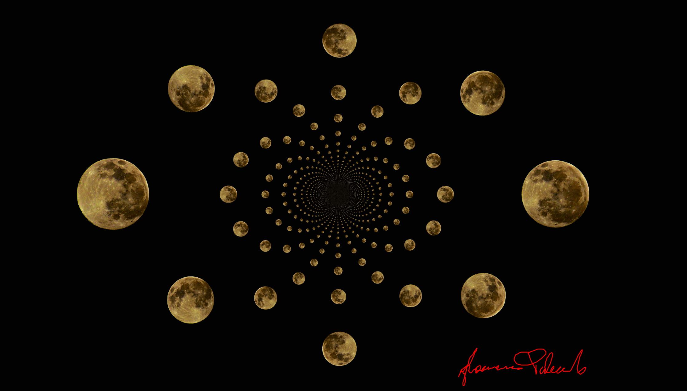Plenilunio_08.02.2020 (multi-specular image)...