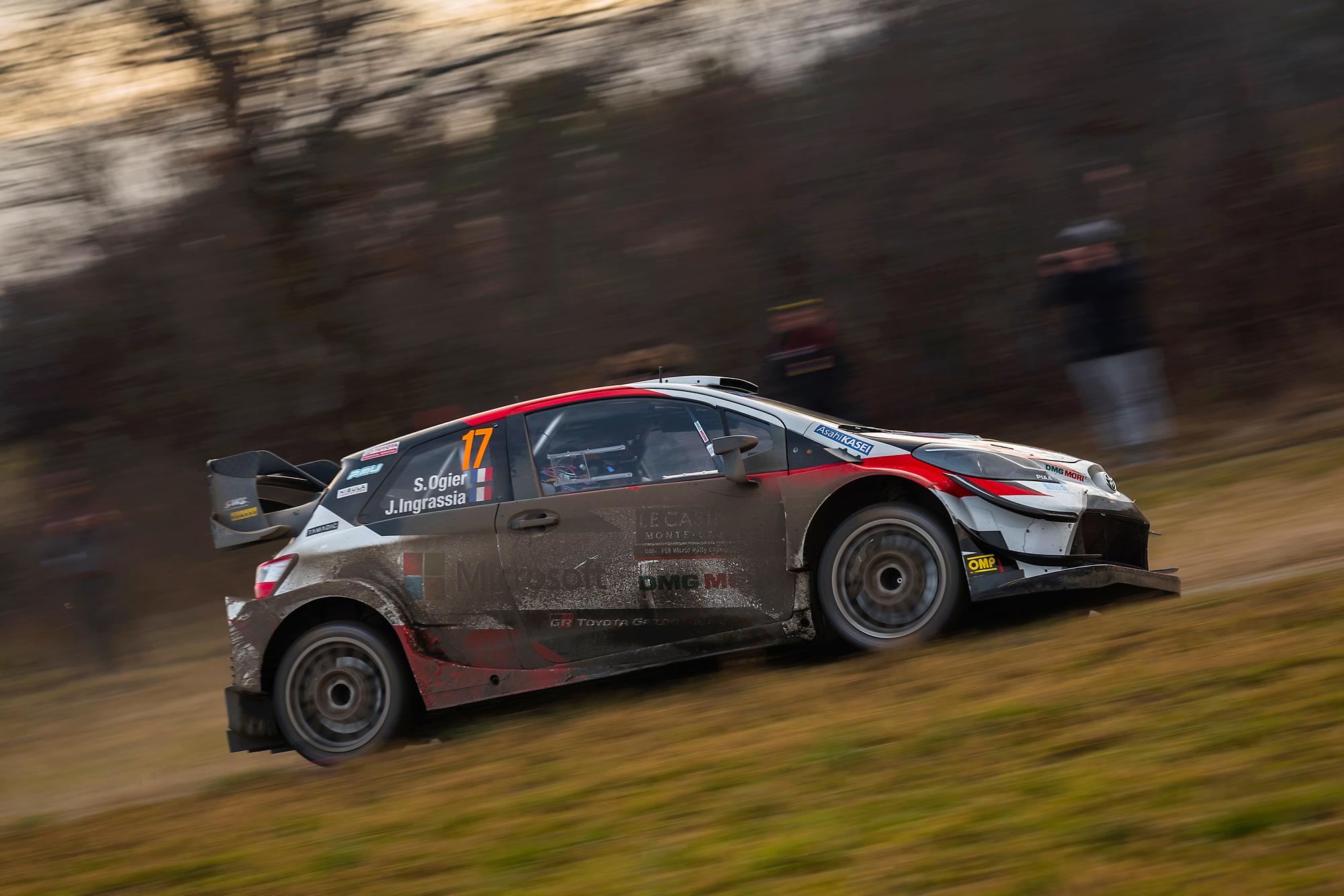 WRC Rallye de Monte Carlo 2020 - Ogier/Ingrassia...