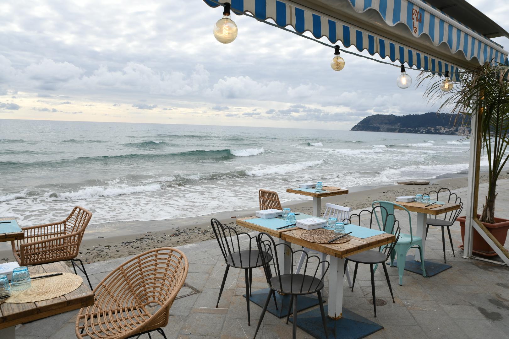 Spiaggia di Alassio...