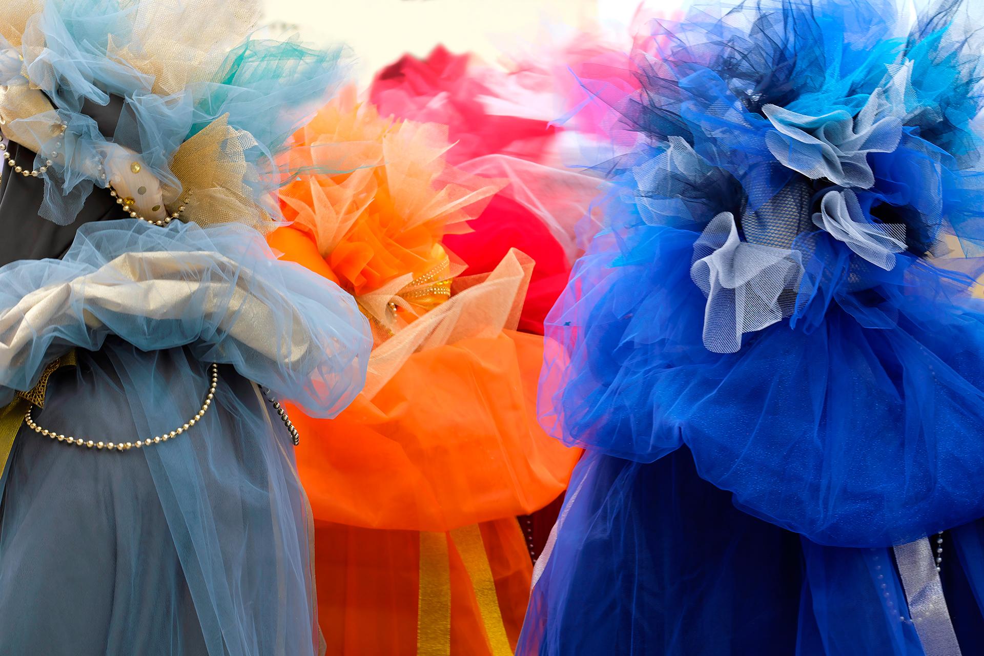 Carnival colours...