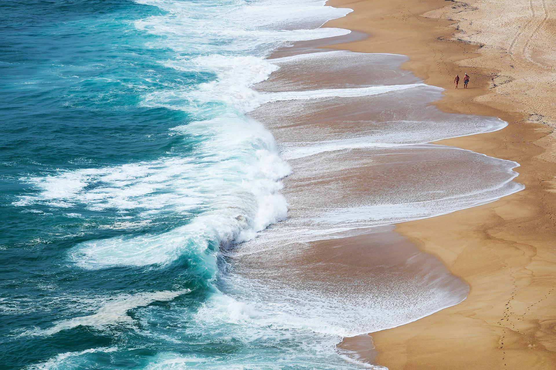 Praia do Norte - Nazareth...
