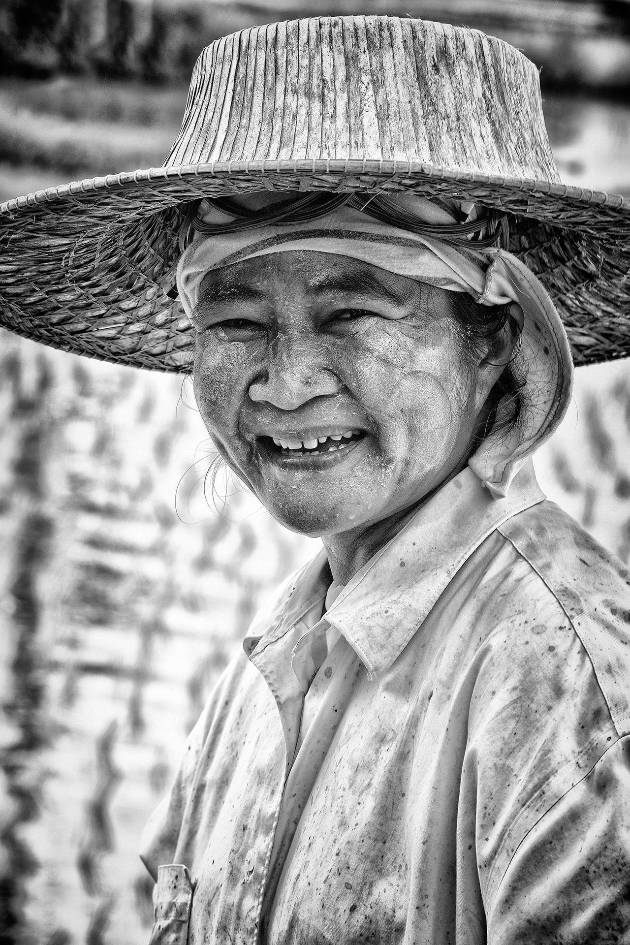 Thai smile...