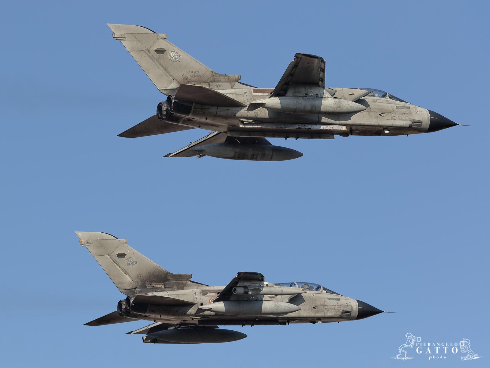 Tornado Couple Pass 14.02.2020...