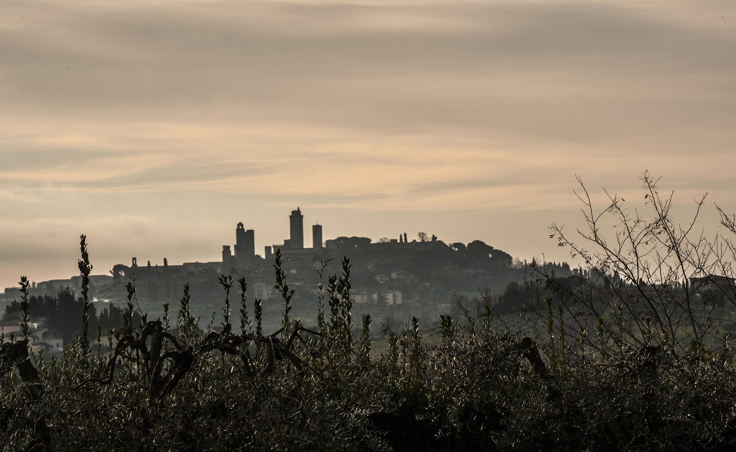 San Gimignano II ...