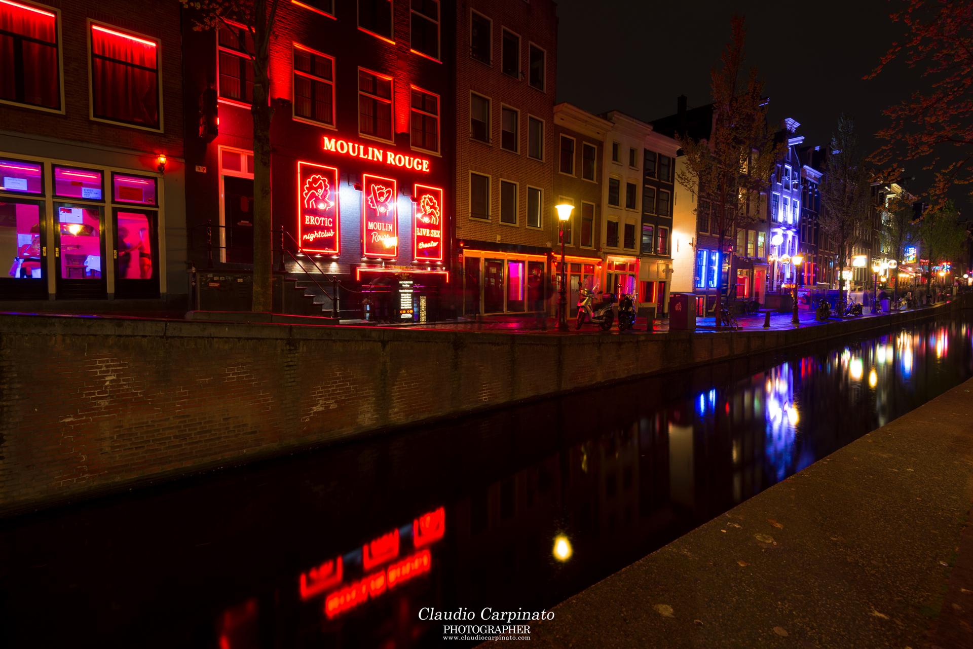 De Wallen from Amsterdam...