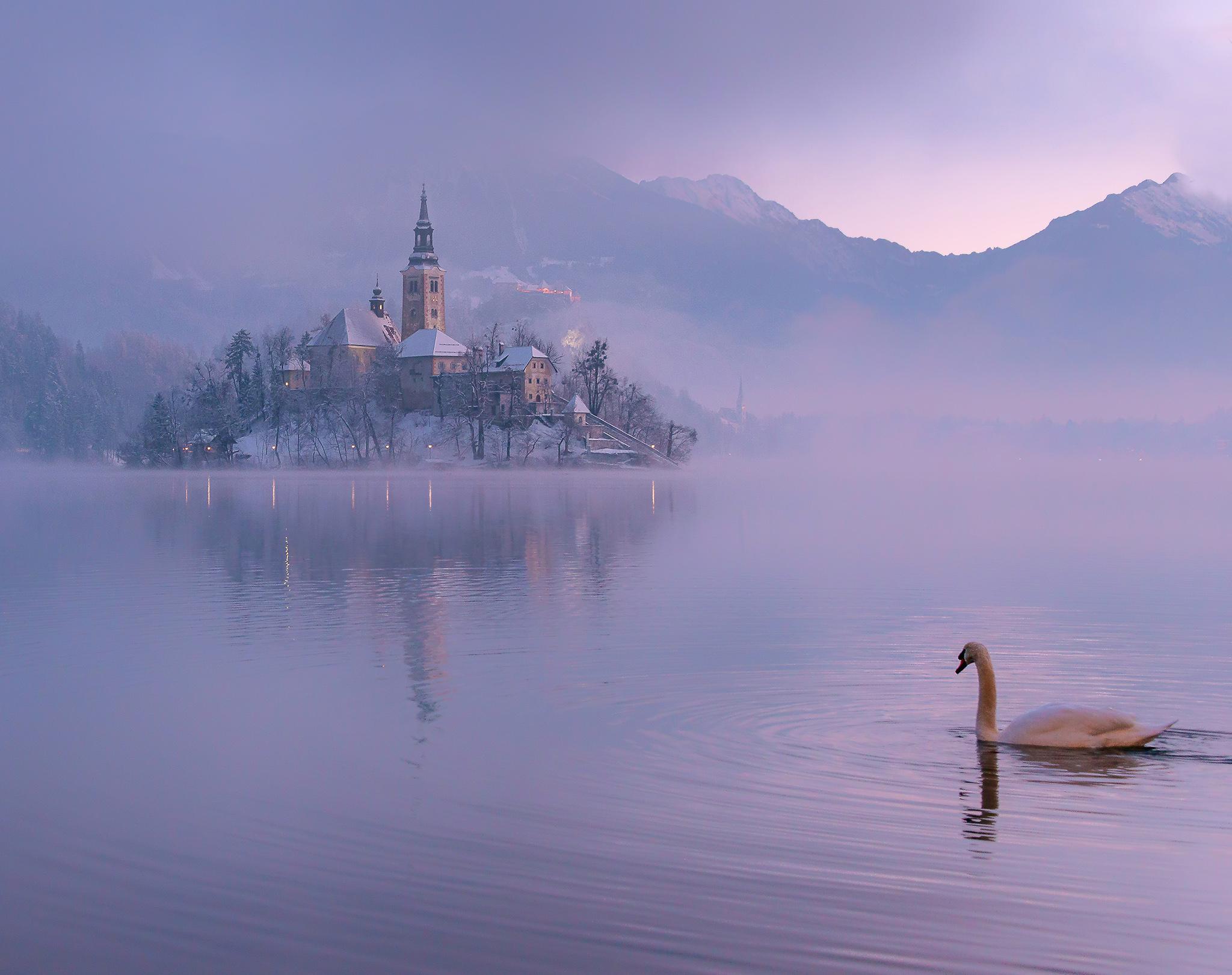 Paradiso invernale...