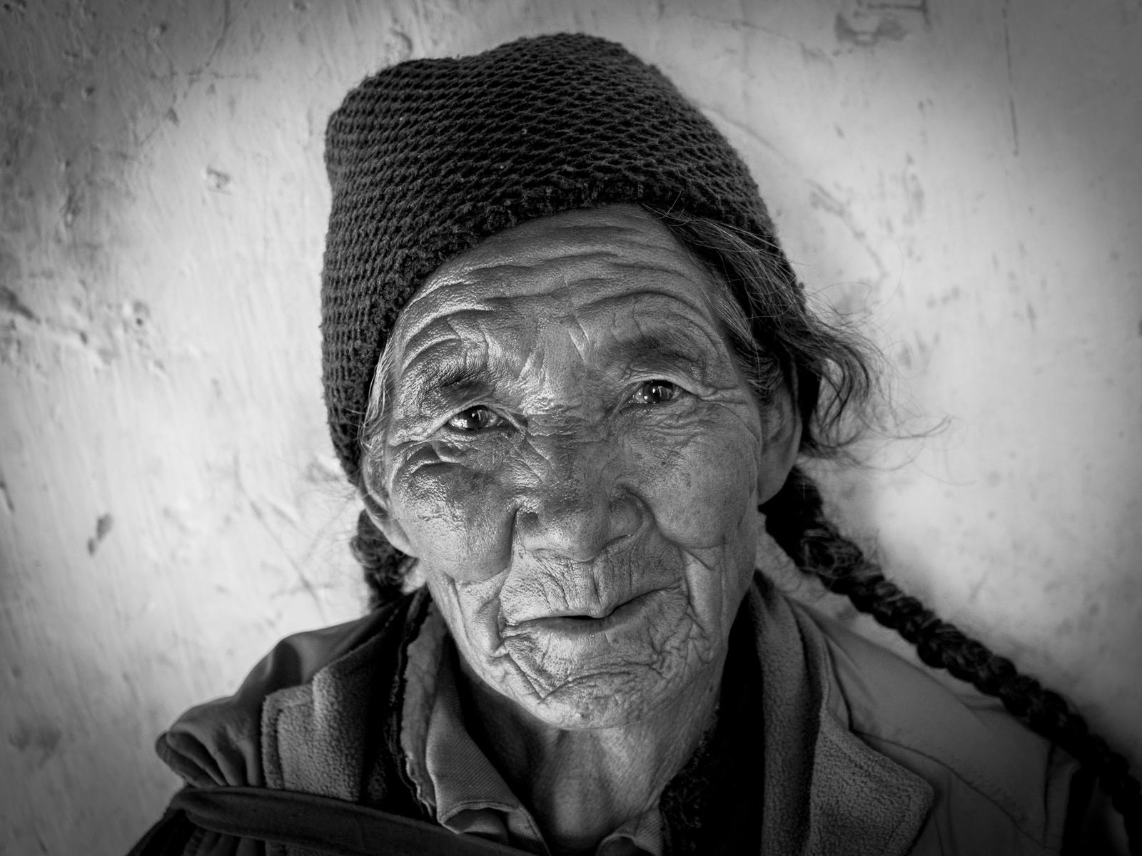 Village Woman...