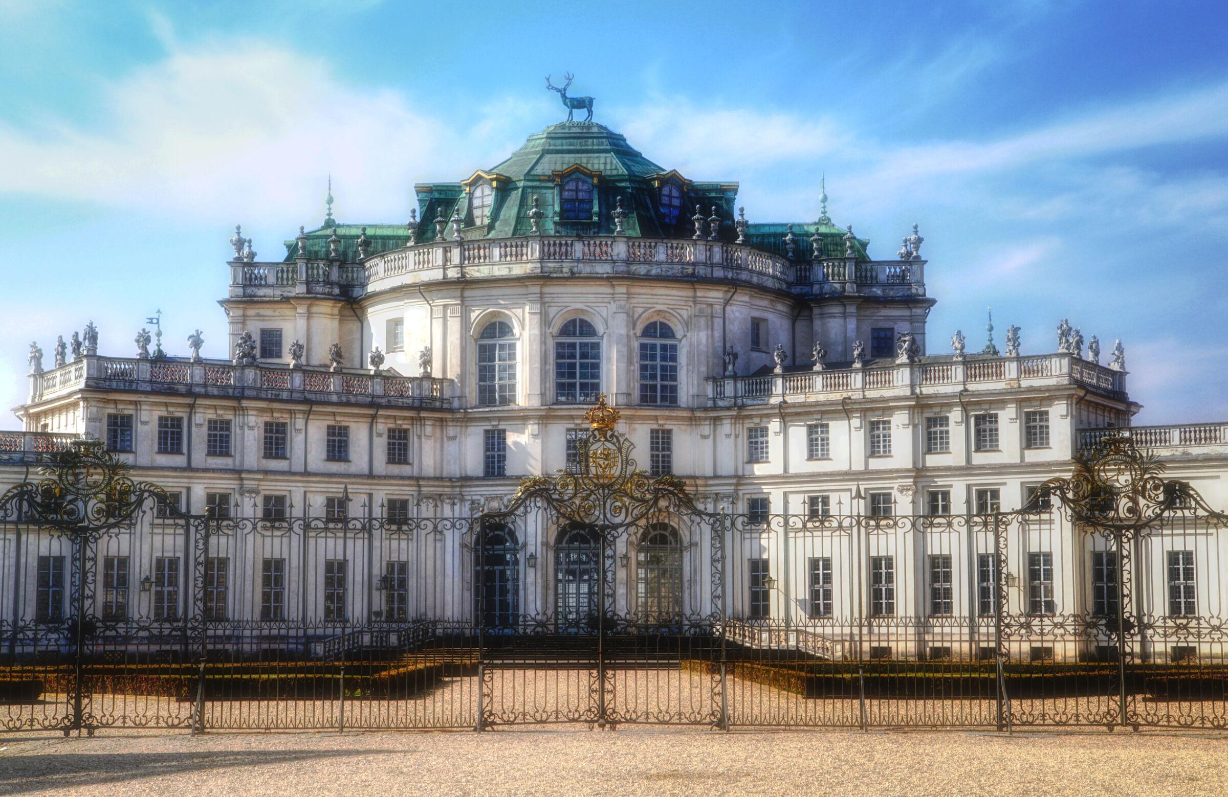 Hunting Palace - Stupinigi...