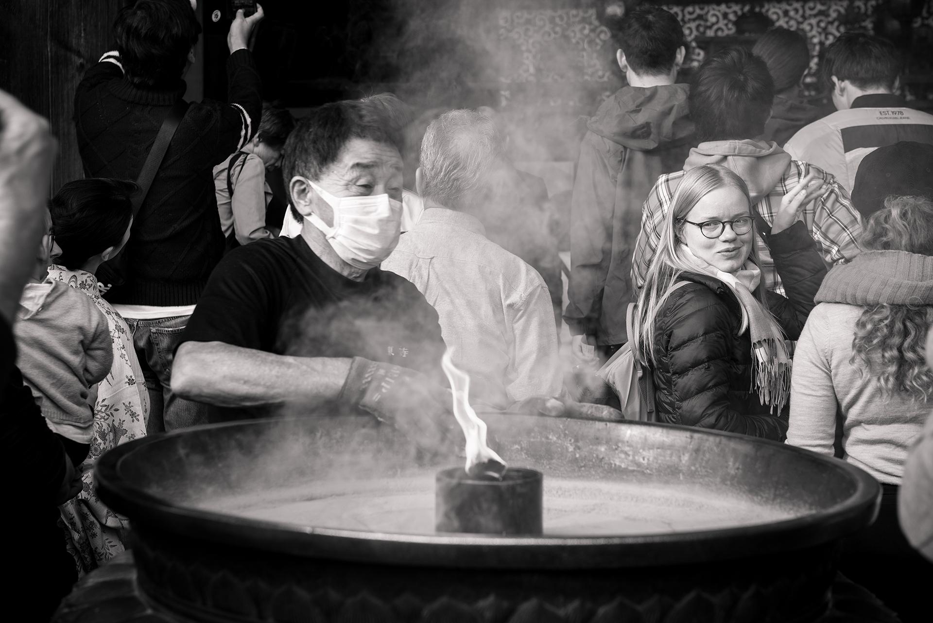 Sacred Smoke - Nara...