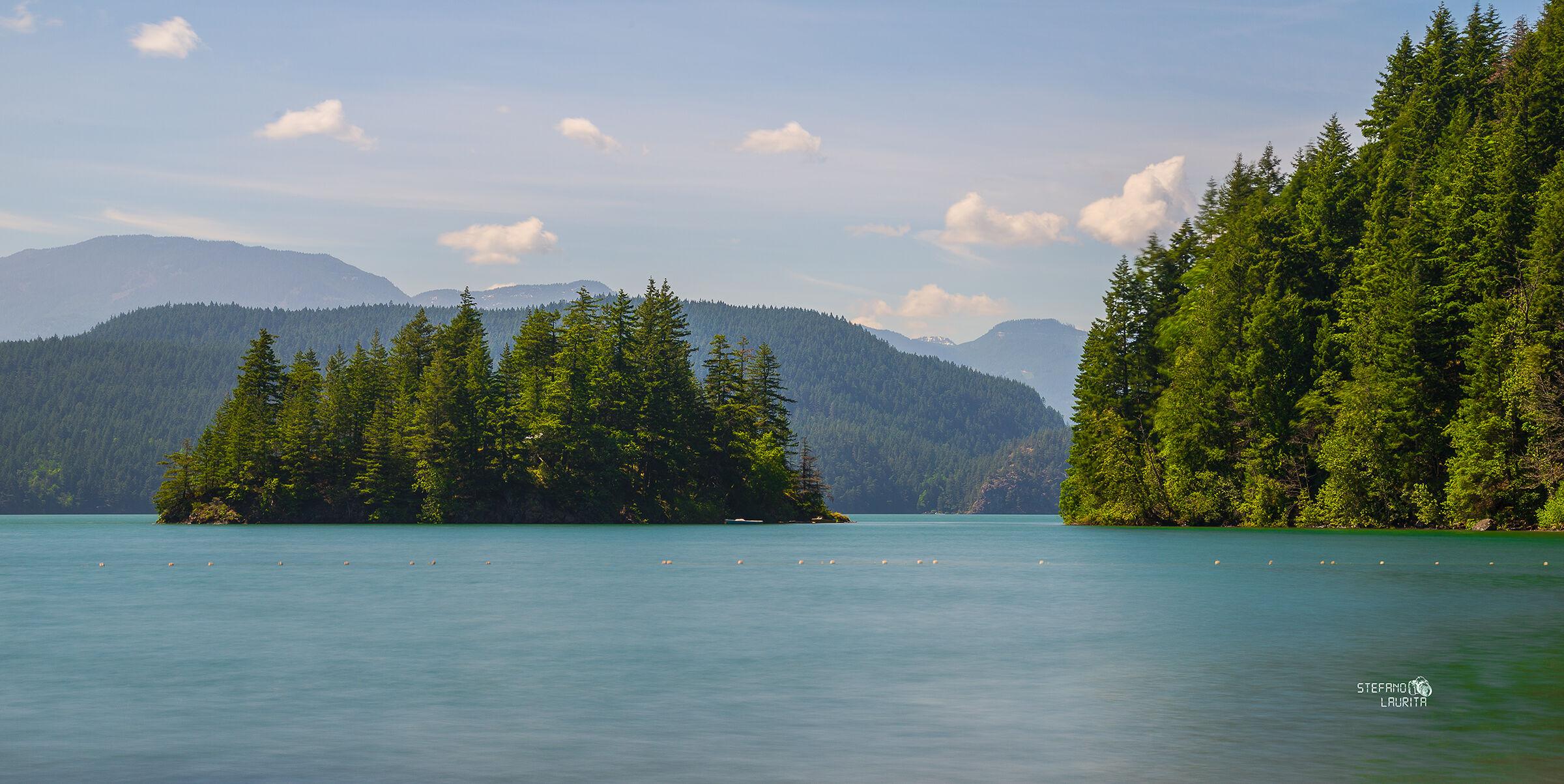 Harrison Lake, British Columbia...