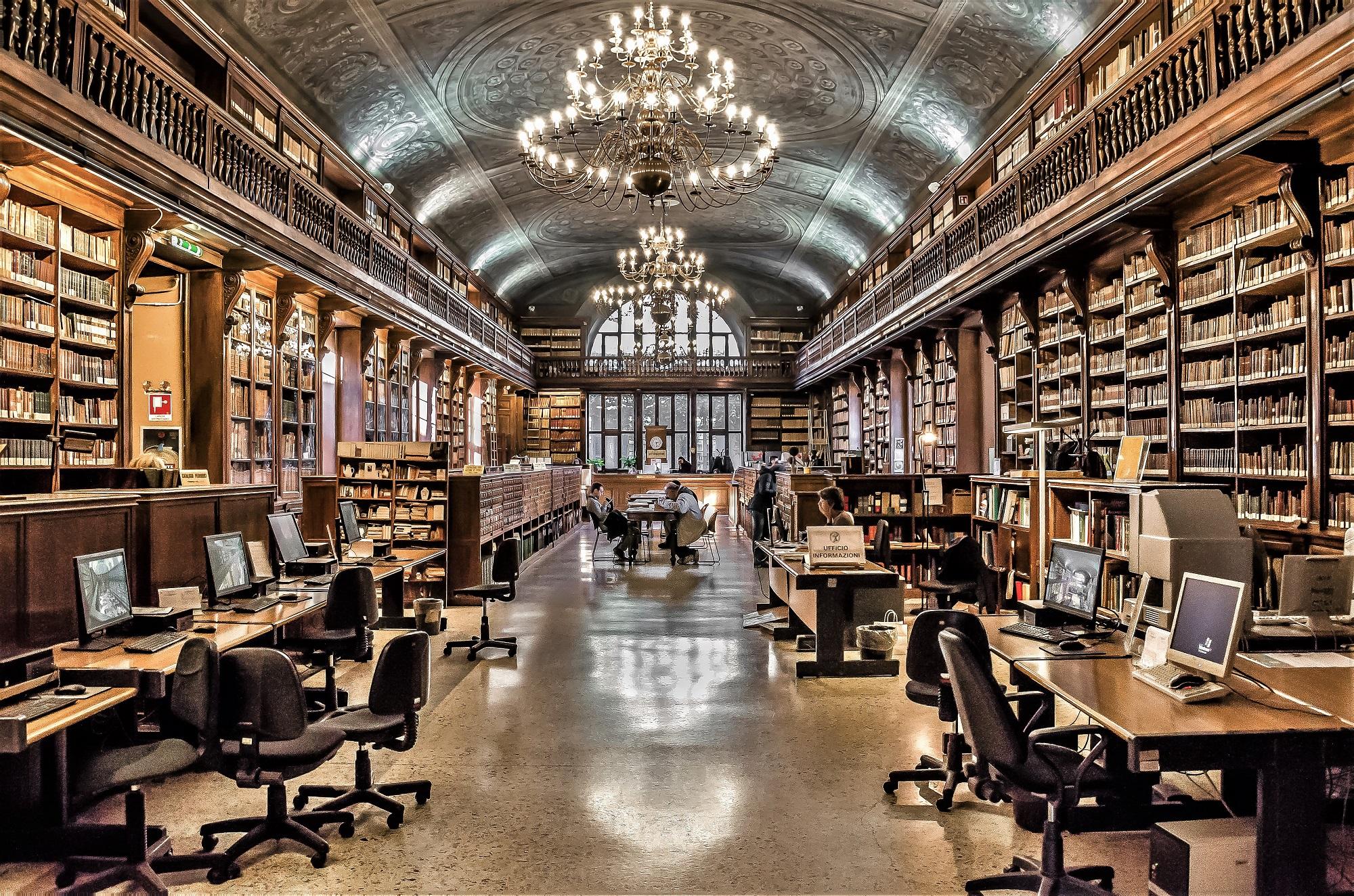 Brera Art Gallery - Braidense National Library ...