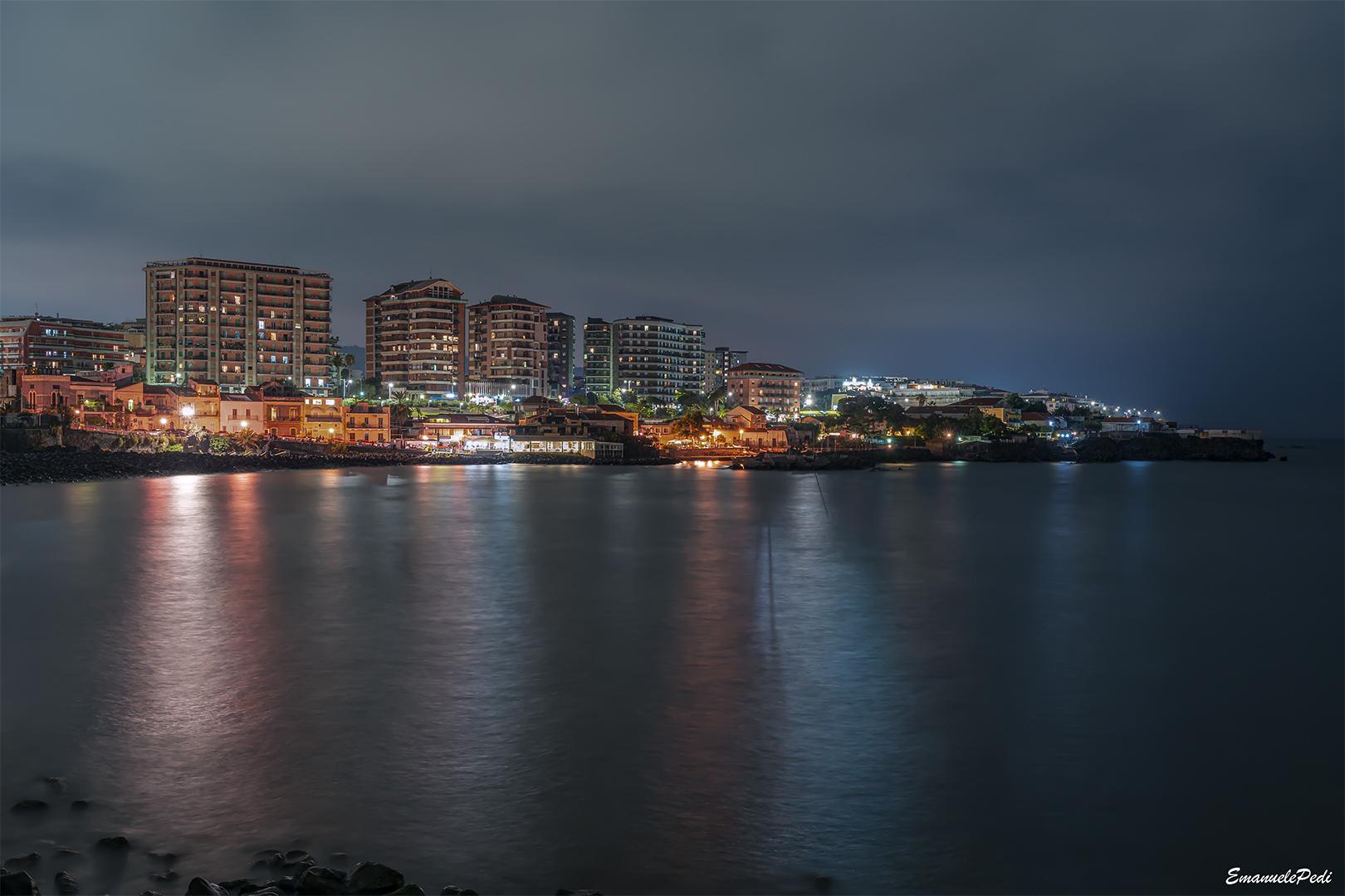 Catania lungo mare...