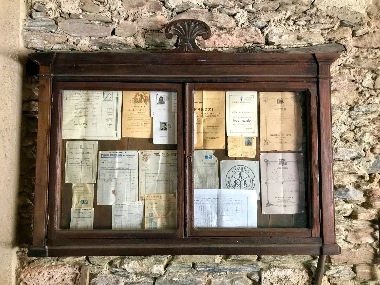 The Memory Board...