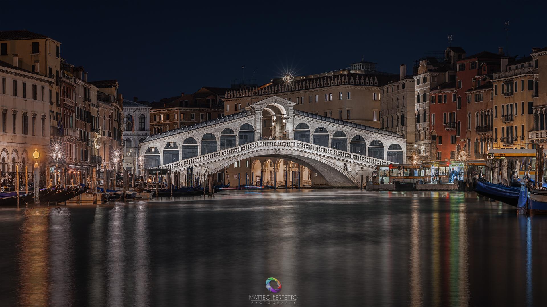 Ponte di Rialto - Venezia...
