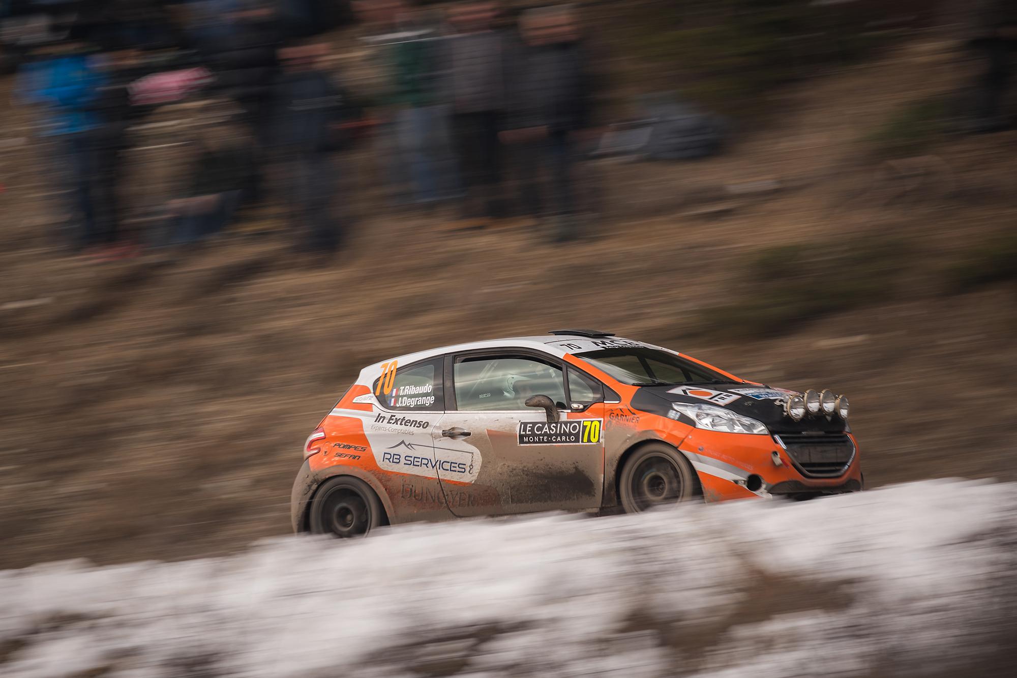 WRC Rallye de Monte carlo 2020 - Ribaudo/Degrange...