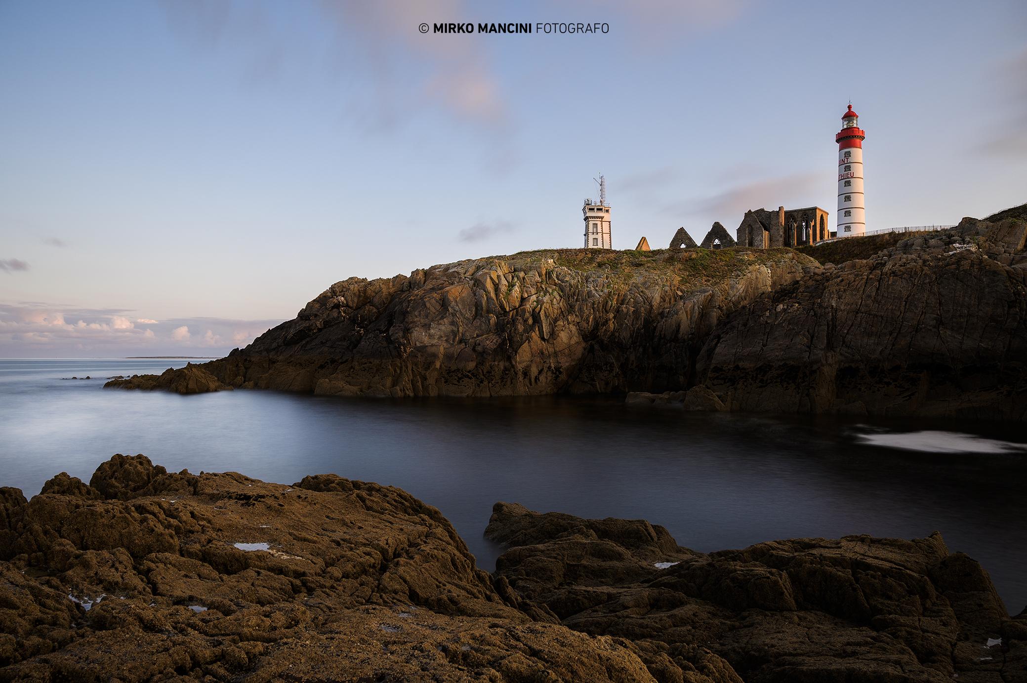 Faro di Saint Mathieux...