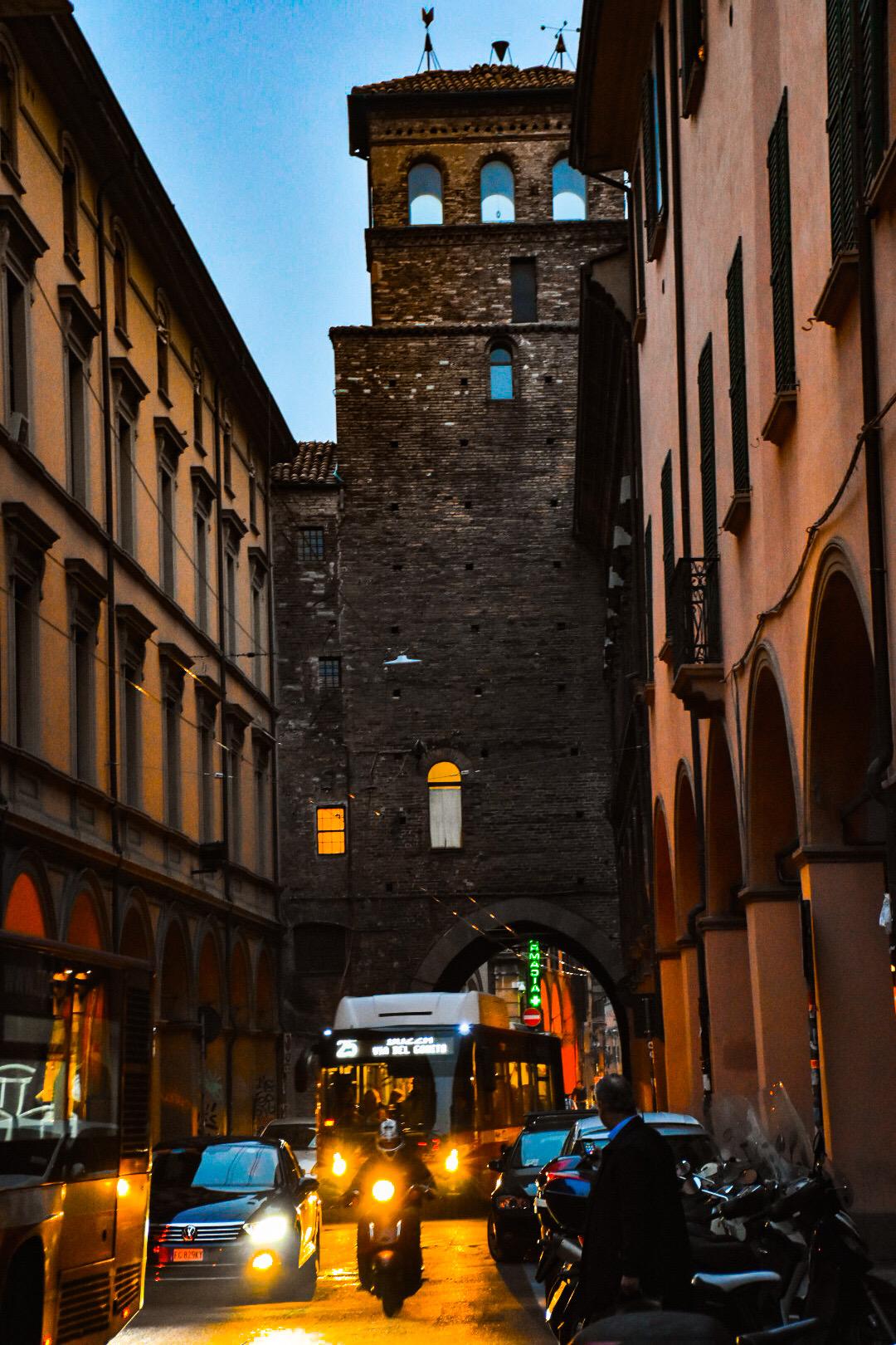 Bologna ...
