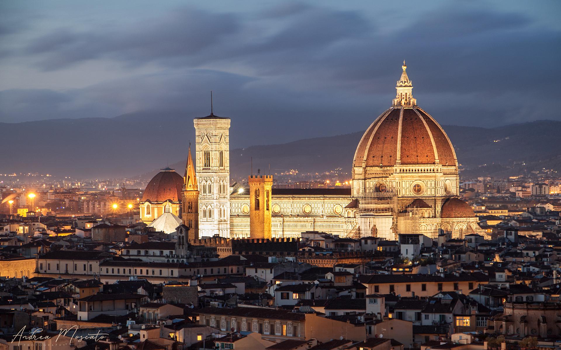 Cattedrale di Santa Maria del Fiore - Firenze...