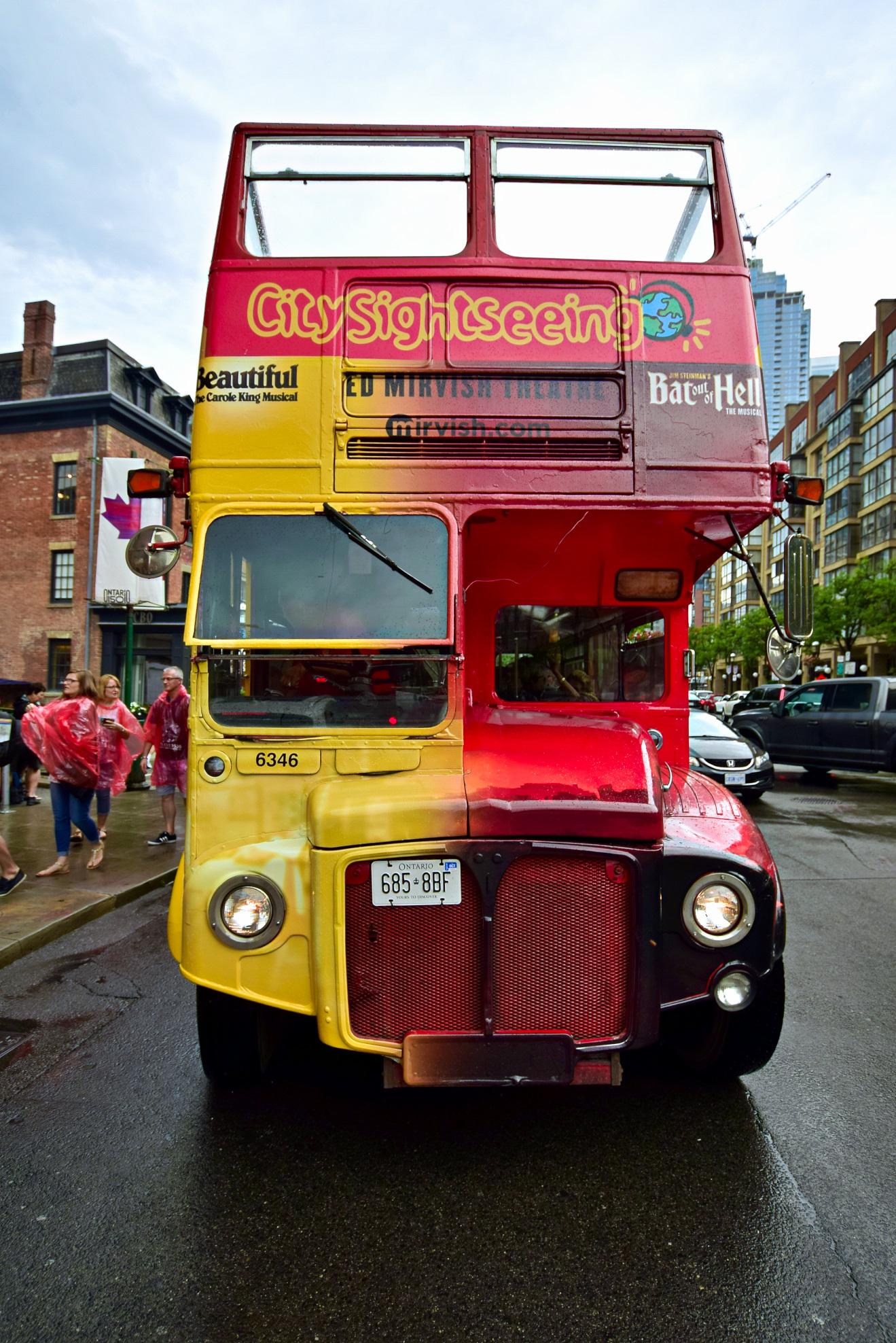 Bus of Toronto...