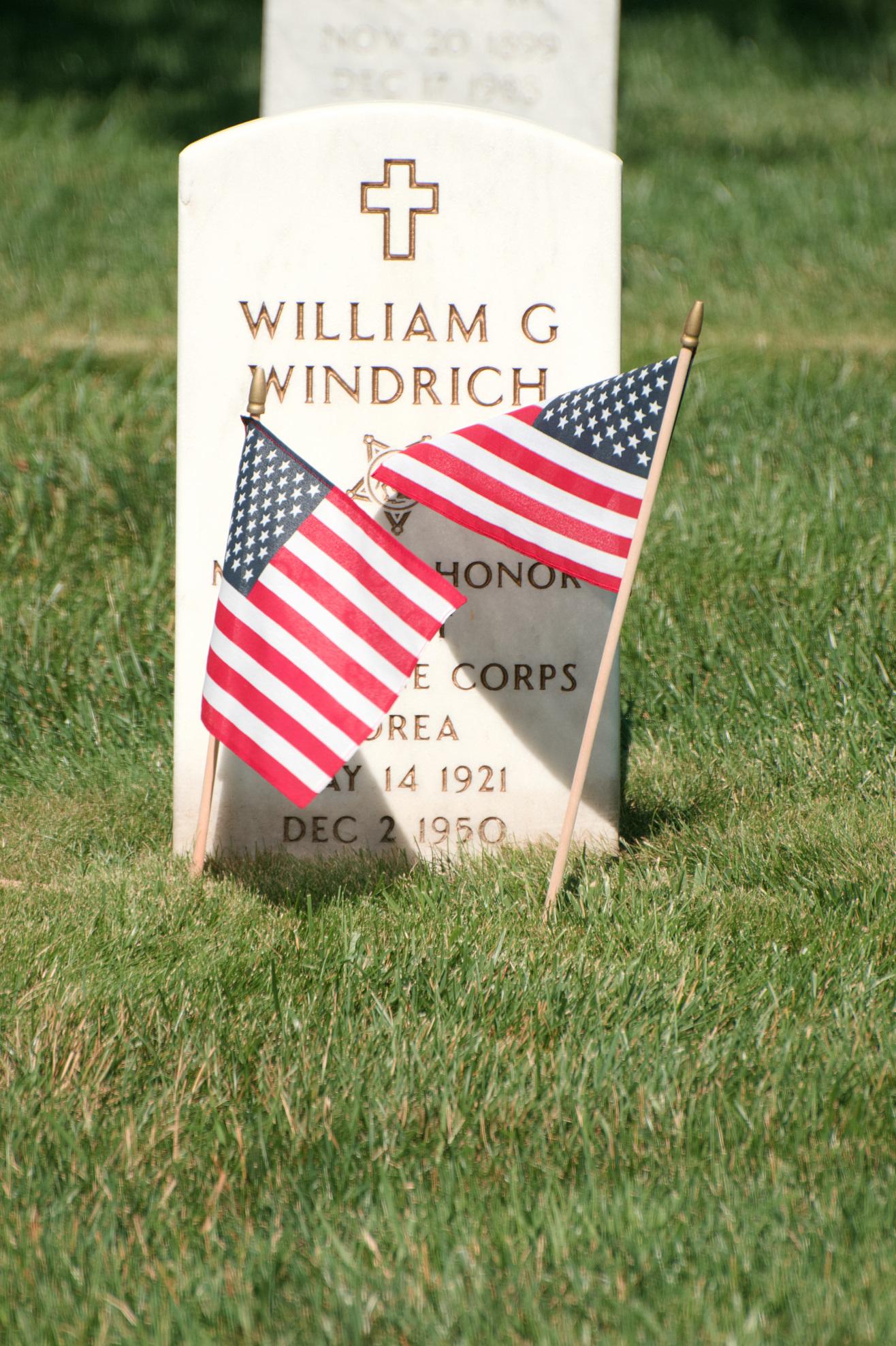 Arlington Cemetery, Arlington...