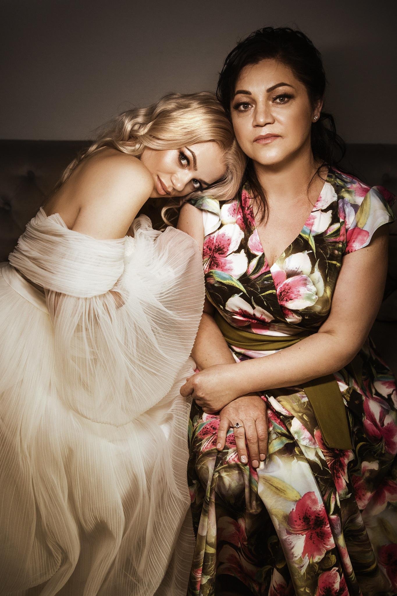 Ziedune & Mother...
