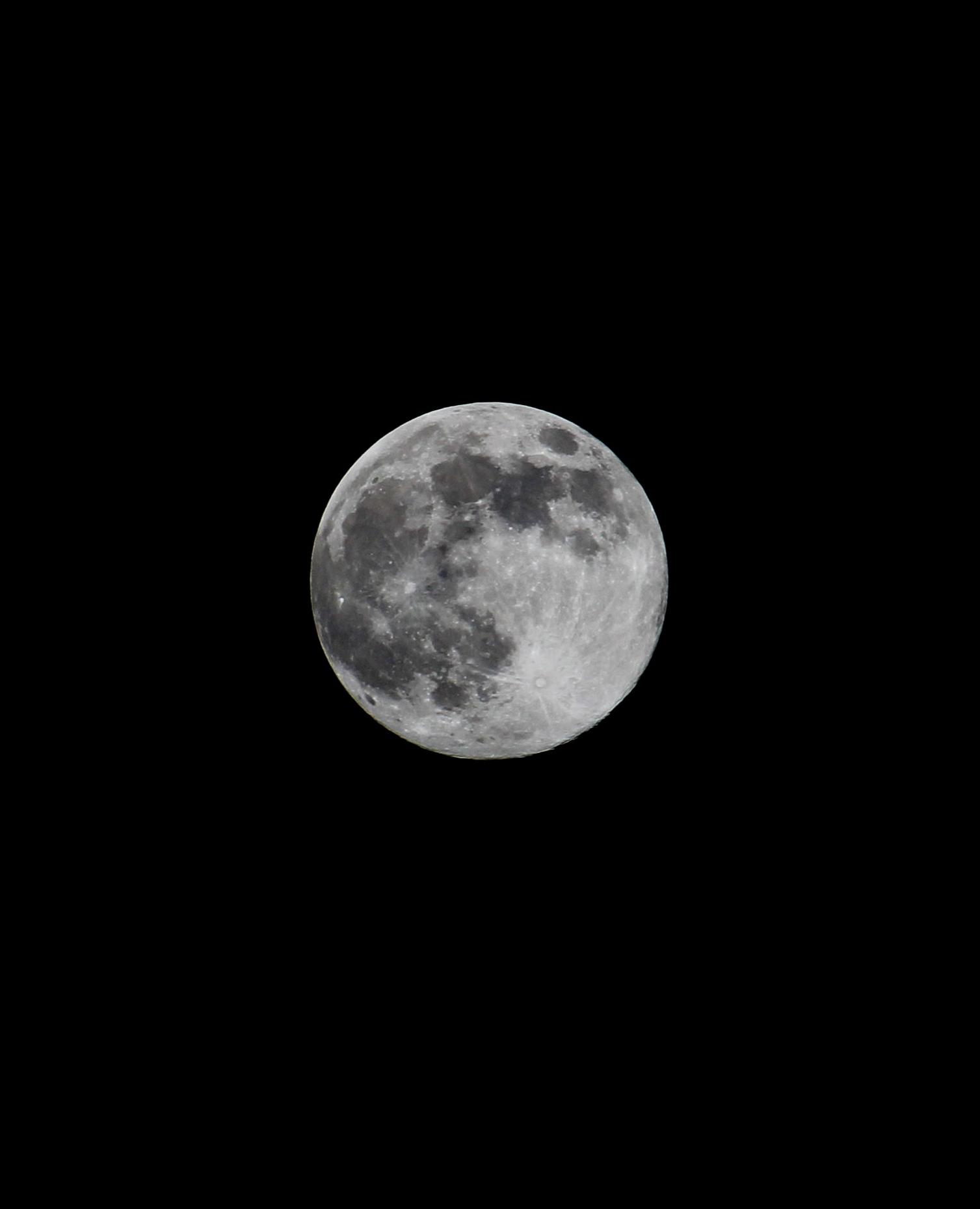 E la luna bussò.....