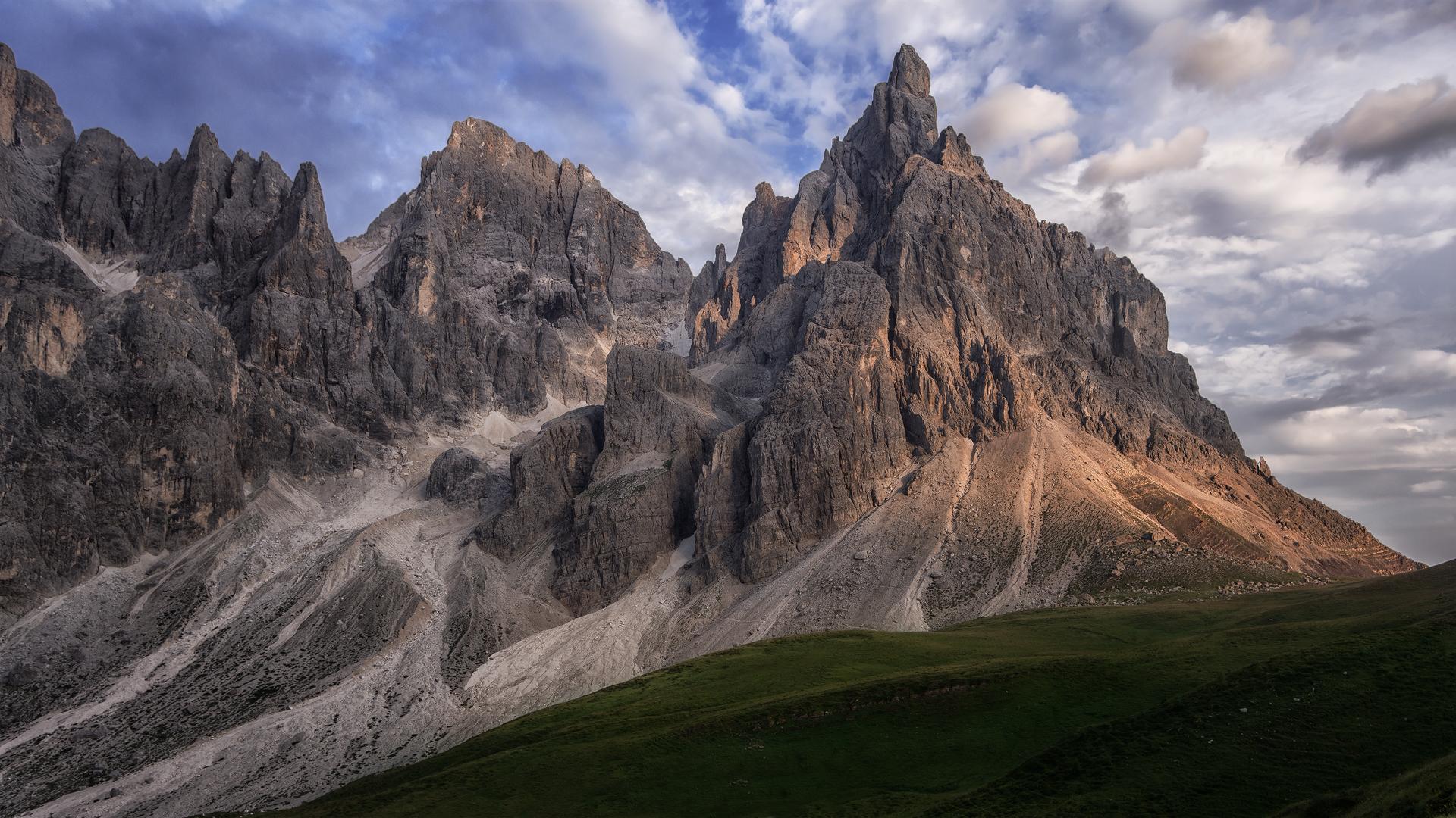 Monte Cimone, Pale di san Martino...