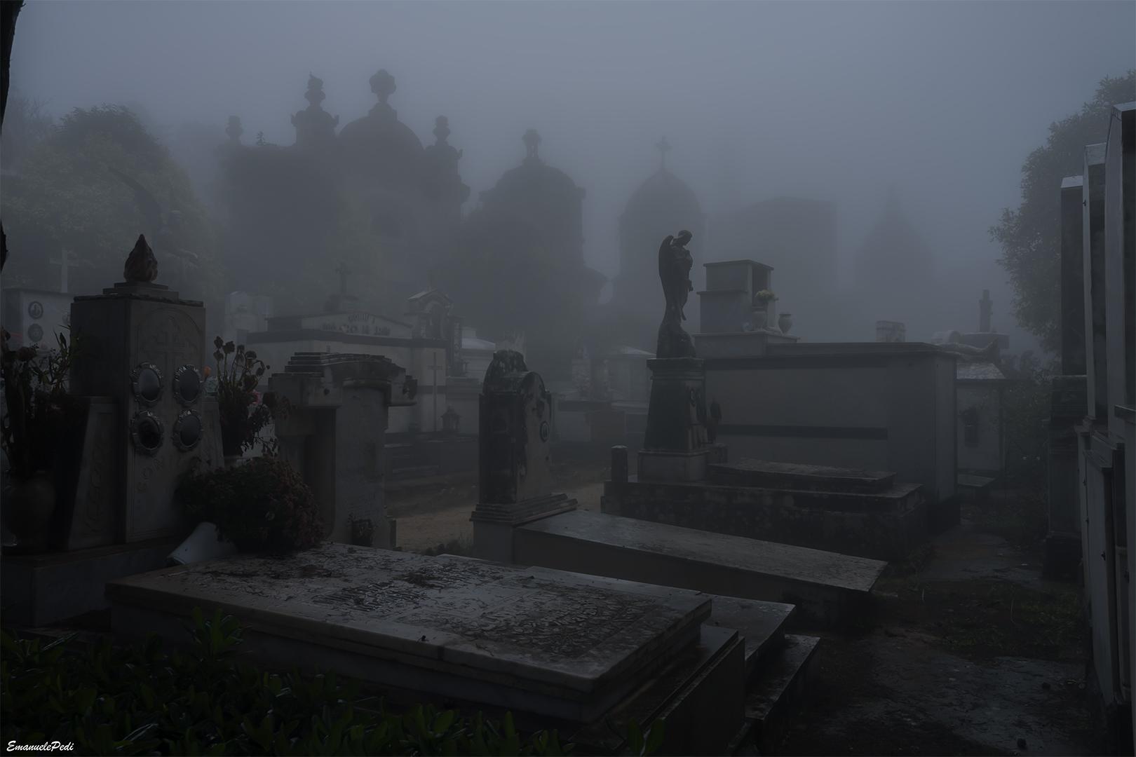 cimitero monumentale dell'architetto Nicastro...