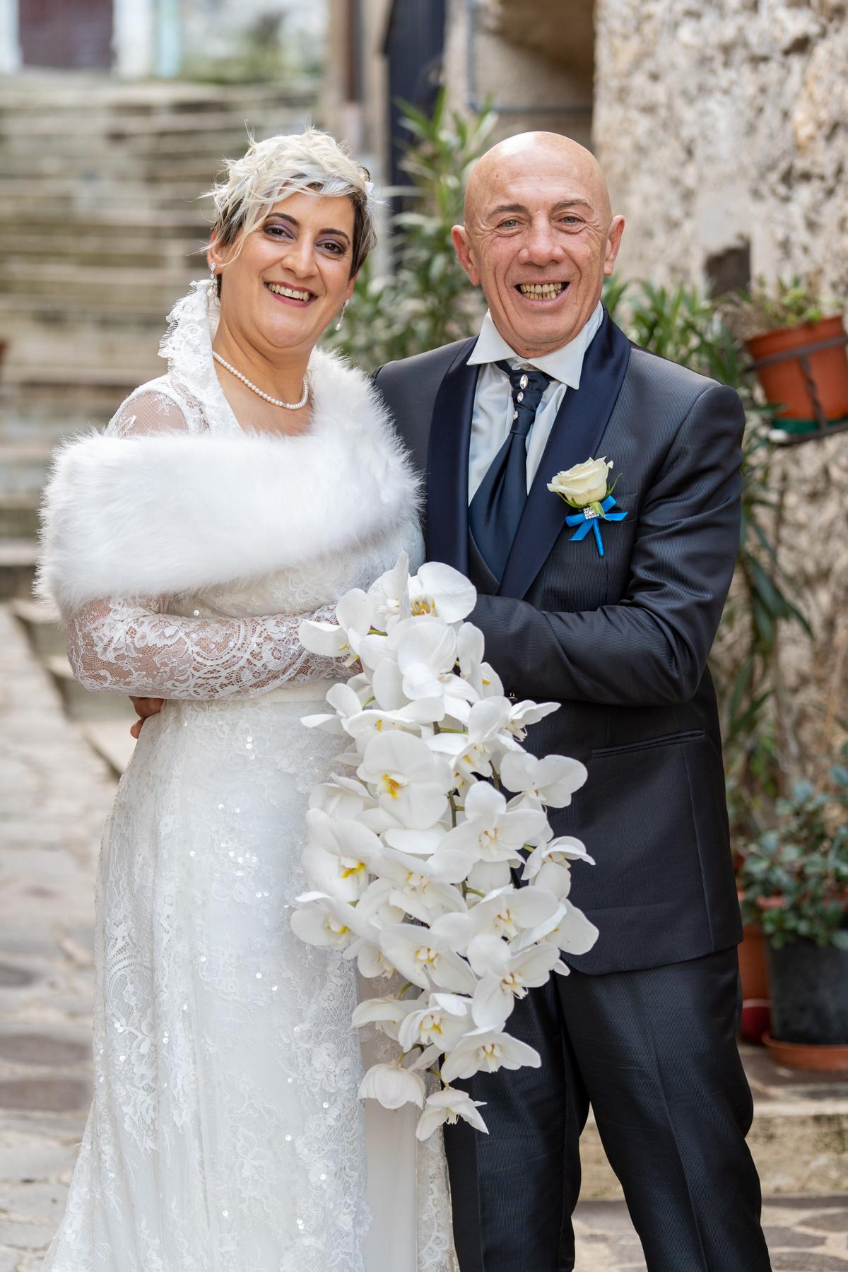 Guido and Morena...