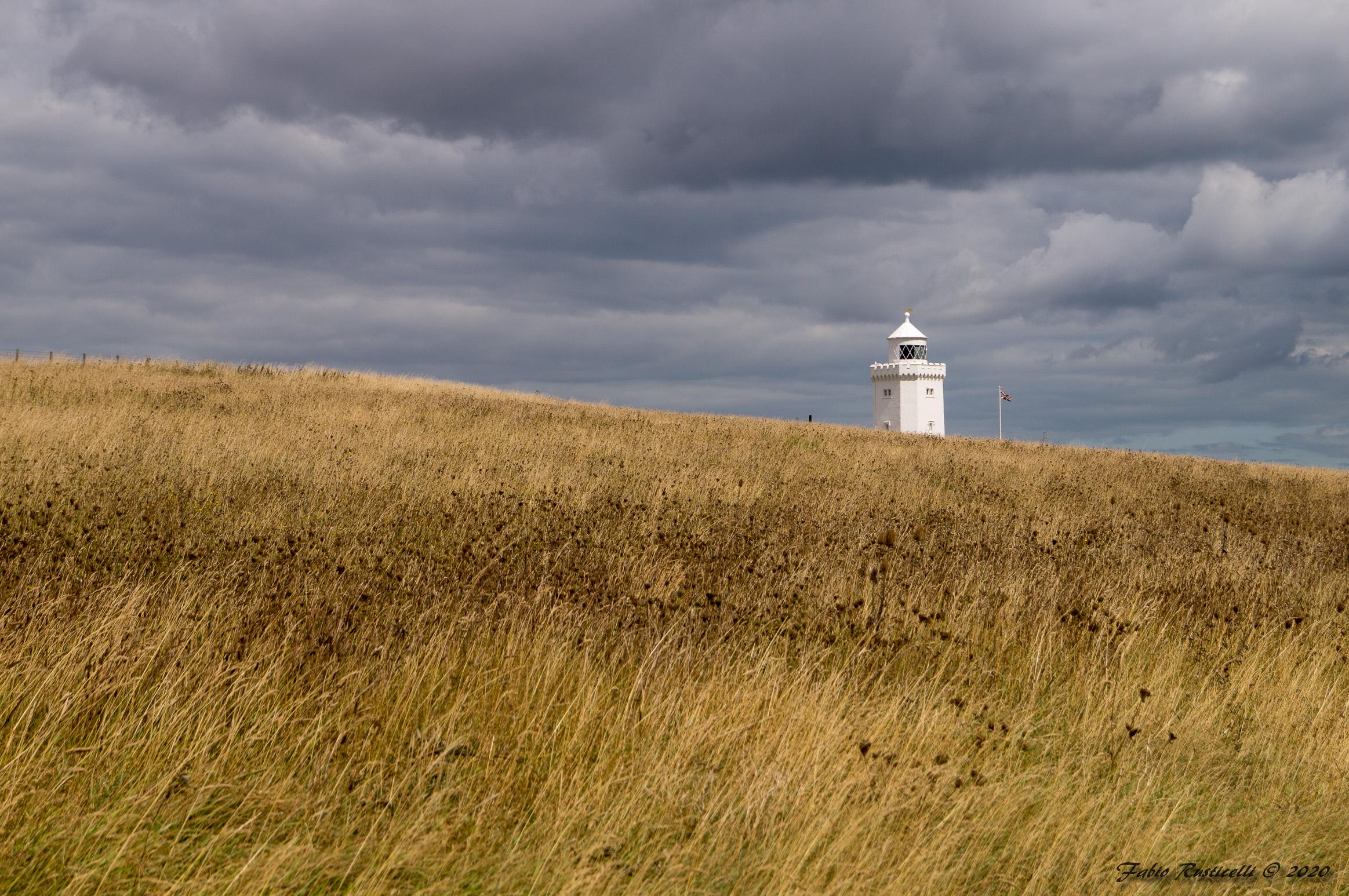 South Foreland Lighthouse, New Zealand...