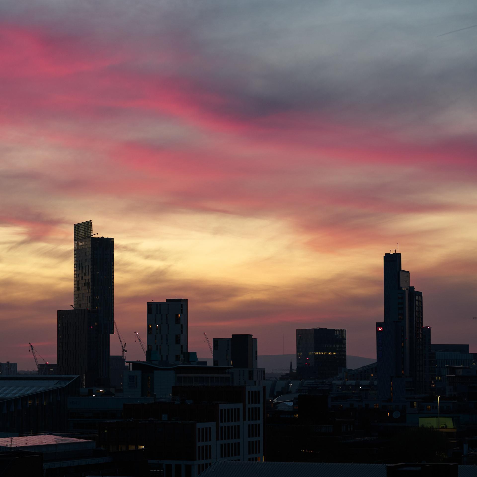 Sunset #1...