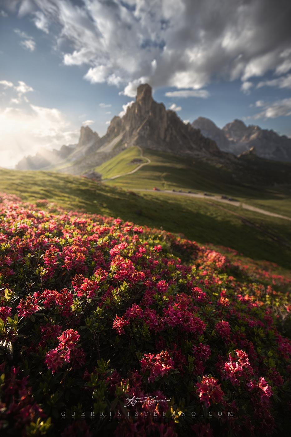 Spring in Dolomites...