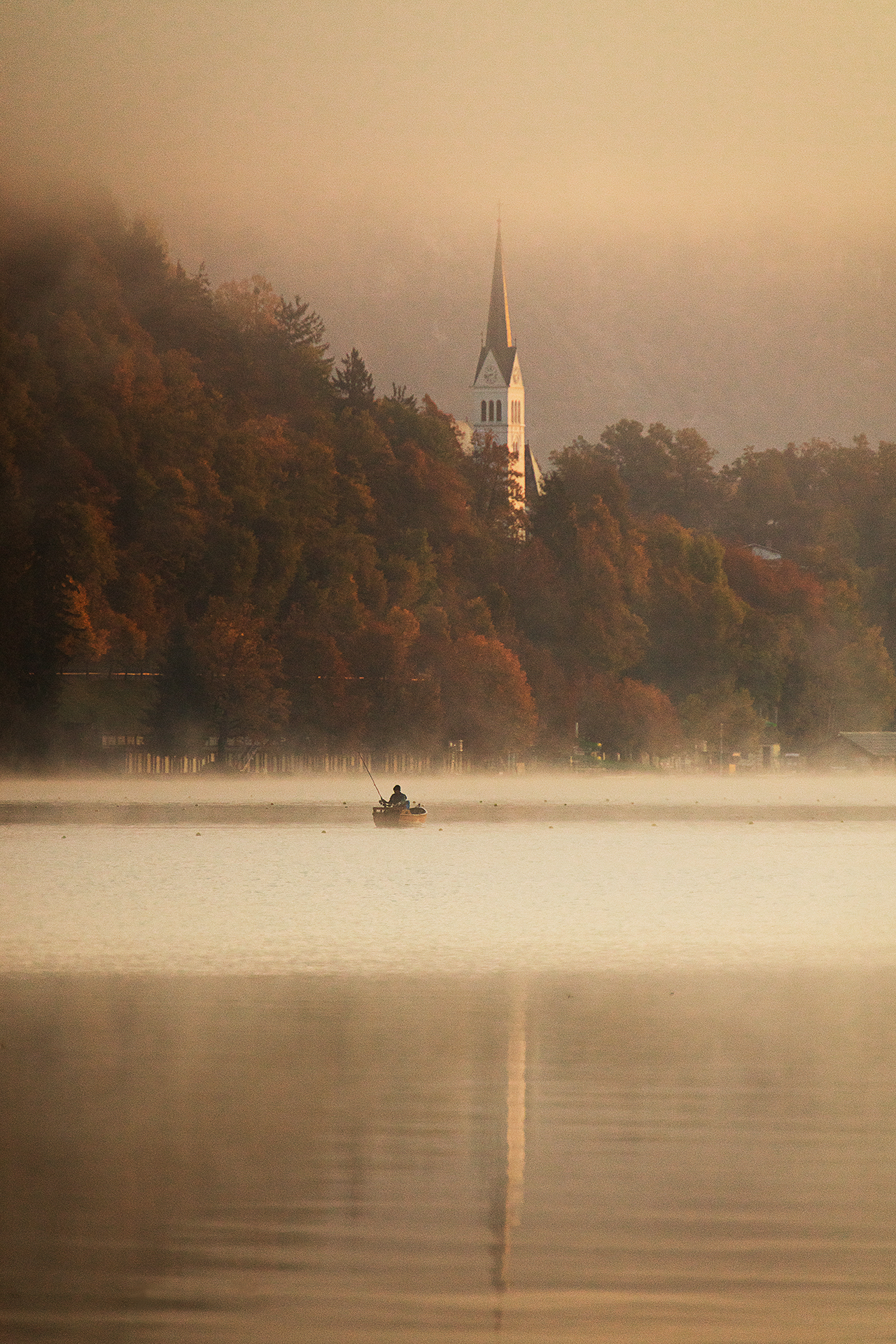 Bled Lake, New ...
