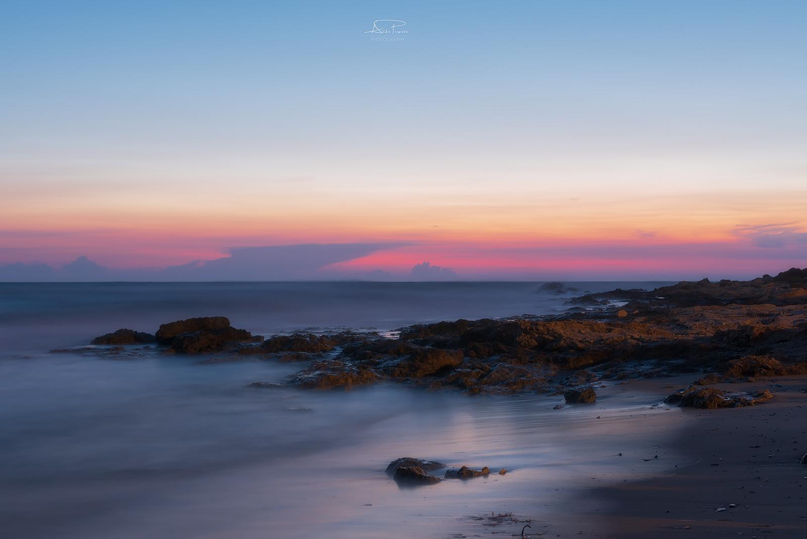 Peaceful evening...