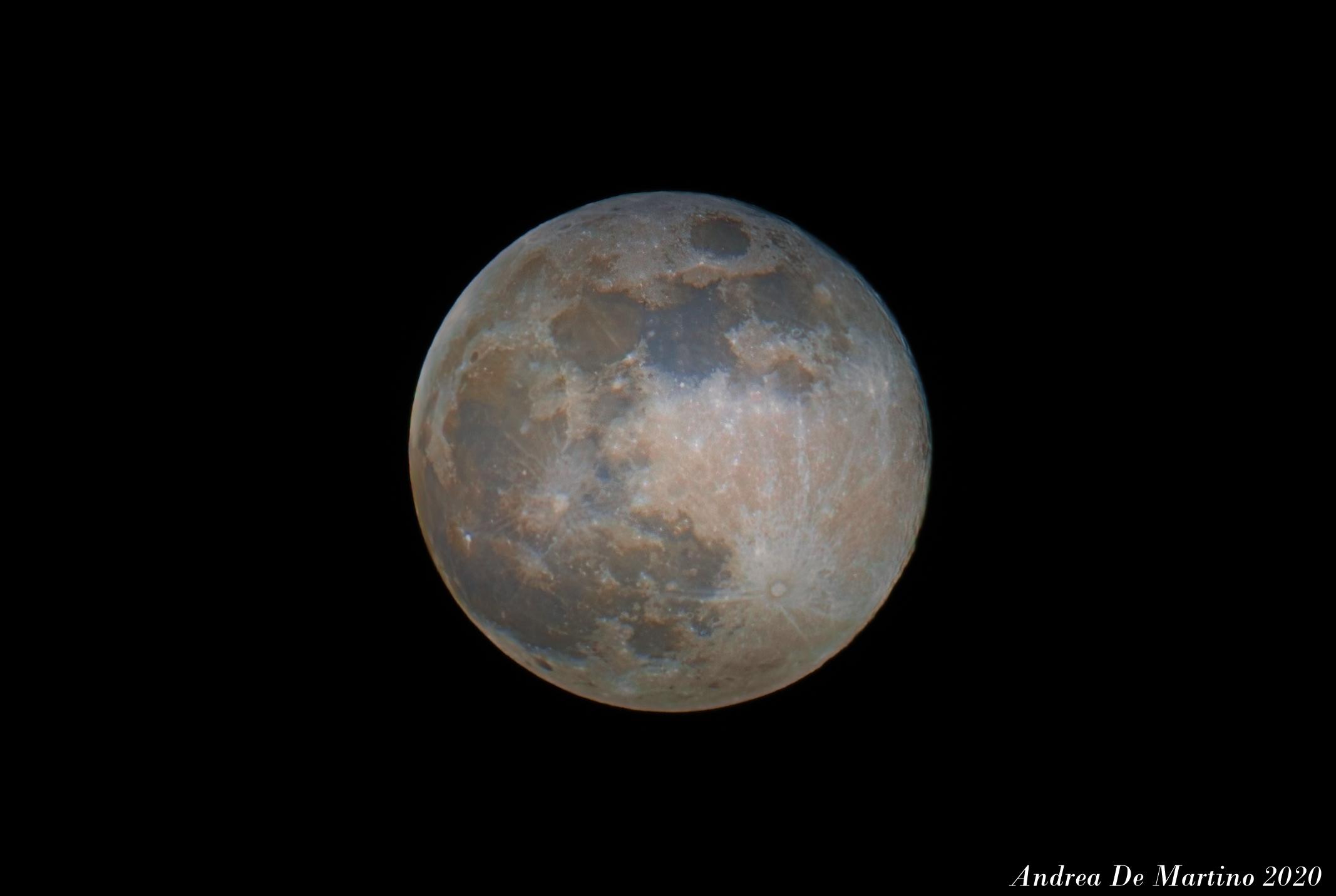 Super Moon May 7, 2020...
